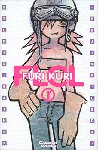 FLCL / Furi Kuri 01.