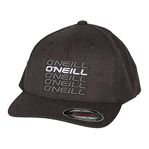 ONEILL Gorra de béisbol para Hombre, Hombre, Gorra, 1A4112, Dark Grey Melee, Large