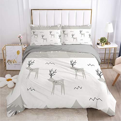 Wenhu 3D Design Duvet Cover Sets Bedding Sets Bedding Bag Pillow Shams Bed Linens,5,180x210