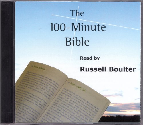 『The 100-Minute Bible』のカバーアート