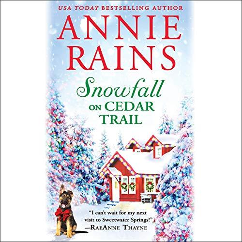 Snowfall on Cedar Trail audiobook cover art