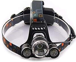 yywl led koplamp Krachtige Outdoor Jacht Led Hoofd Lamp Licht Zaklamp Frontale Led Zaklamp Voor Fietsen