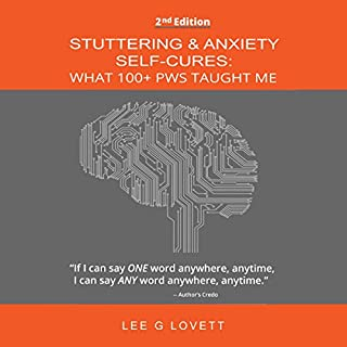 Stuttering & Anxiety Self-Cures audiobook cover art
