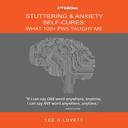 Stuttering & Anxiety Self-Cures cover art