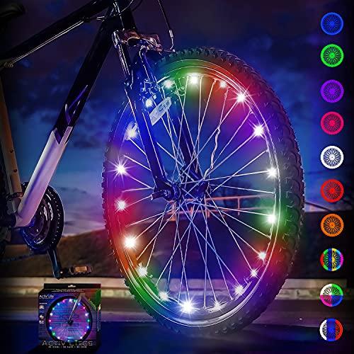Activ Life LED Bicycle Light (1 Tire, Multicolour) Xmas...