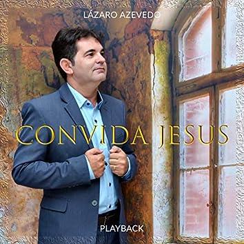 Convida Jesus (Playback)