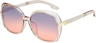 5849f3ce54 BLEVET Mode Mujer Polarizado Gafas de sol Oversized 100% Protección UV BE011