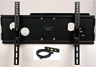 """30-60"""" Plasma LED LCD Screen TV Wall Mount with 180 Degree Swivel - Free 3m HDMI Cable, VESA Standard, Swivel of up to 18..."""