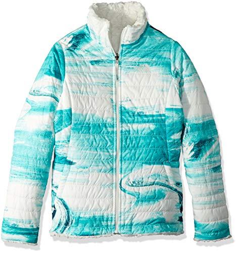 The North Face Girls' Reversible Mossbud Swirl Jacket Review