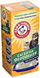 Arm and Hammer Cat Litter Deodorizer Powder (3 Pack)