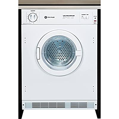 White Knight C4317WV Intergrated 7Kg Vented Dryer in White
