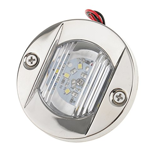 balikha Stern Tail Tail Light Anchor Navigation LED Bulb for Boat Yachts