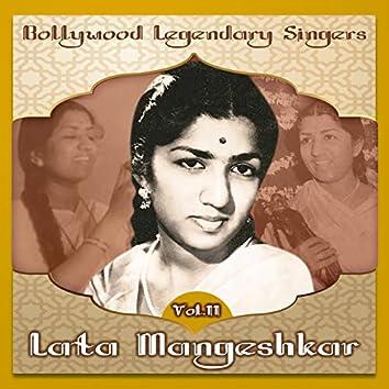 Bollywood Legendary Singers, Lata Mangeshkar, Vol. 11