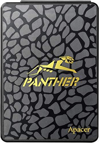 Apacer AP240GAS340G-1 Panther 240 GB SATA III SD interne Festplatte