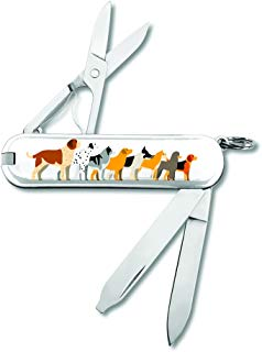 Puppy Parade Classic SD Swiss Army Knife by Victorinox