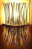 Kinaree Wandlampe PHANGAN - 45cm Wandleuchte aus Treibholz - 3