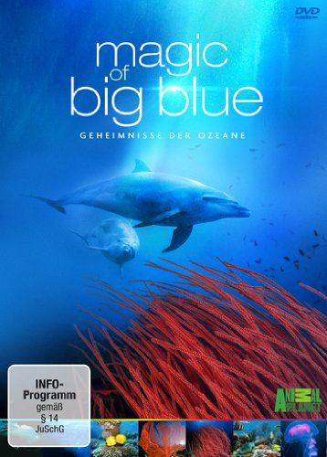 Magic of Big Blue - Geheimnisse der Ozeane [3 DVDs]