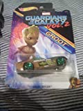 Hot Wheels Guardians Of The Galaxy Vol.2 Groot Solar Reflex 1:64