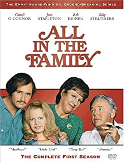 All in the Family - The Complete First Season by Carroll O'Connor