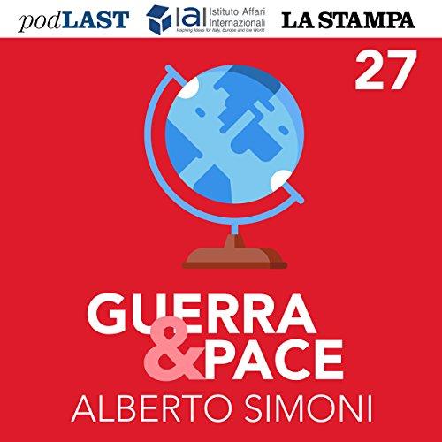 『A tutta America (Guerra & Pace 27)』のカバーアート