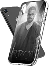 Case Phone Anti-Scratch Television Show Cases Cover Illustration of Oliver Queenstepehen Amell Inspired B Tv Shows Series (6.1-inch Diagonal Compatible with iPhone XR)