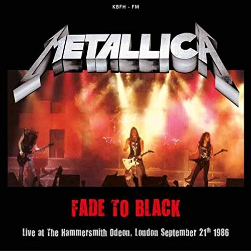 Seek And Destroy, Live At Hammersmith Odeon 1986