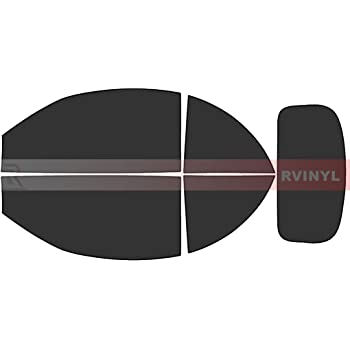 20/% Rtint Window Tint Kit for Volkswagen Beetle 1998-2010 Coupe - Back Kit