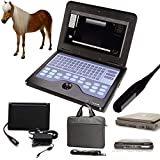 CONTEC CMS600P2 Vet Veterinary use Portable Laptop B-Ultra Sound Scanner Machine for Horse/Equine/Cow/Sheep use (Rectal Linear Probe)