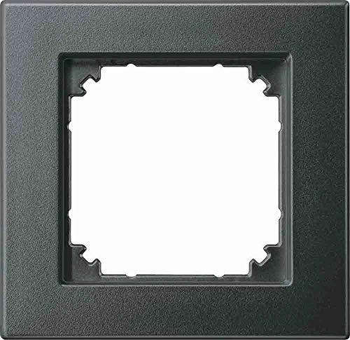 Merten 486114 M-PLAN-Rahmen, 1fach, anthrazit