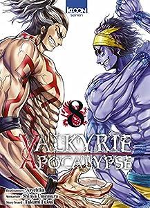 Valkyrie Apocalypse Edition simple Tome 8