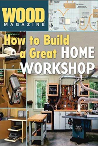 Wood Magazine - How to Build a great Home Workshop