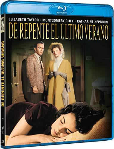 De Repente, El Ultimo Verano (+ BD) [Blu-ray]