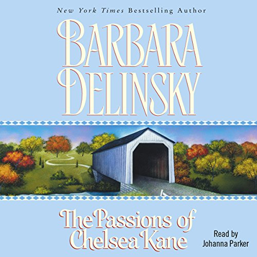 Passions of Chelsea Kane audiobook cover art