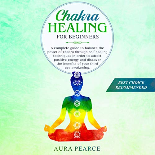 Chakra Healing for Beginners cover art