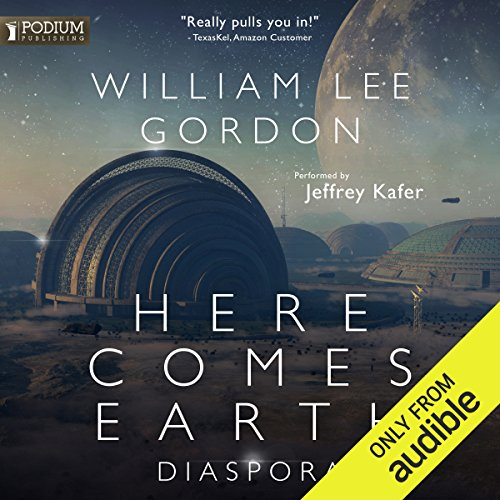 Diaspora audiobook cover art