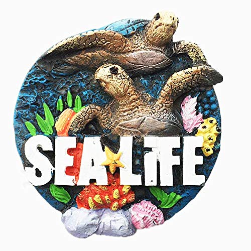 Atlanta Sea World Georgia Aquarium Georgia USA 3D Kühlschrankmagnet, Atlanta Sea World Georgia USA Reise Aufkleber Souvenir Kühlschrank Magnet, Home & Kitchen Dekoration Werbegeschenk