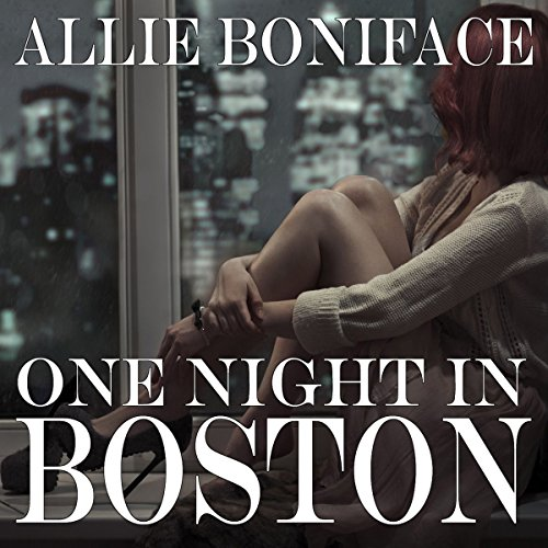 One Night in Boston audiobook cover art