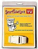 Smart Toilet Lock - 'Toilet-Seat-Belt'- Baby Toilet Lock  - Free Book - 'EZ Baby Proofing'