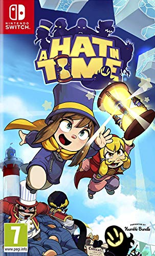 A Hat in Time Marca: Humble Bundle