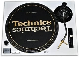 Technics White Face Plate for Technics SL-1200 / SL-1210 MK2 Turntables