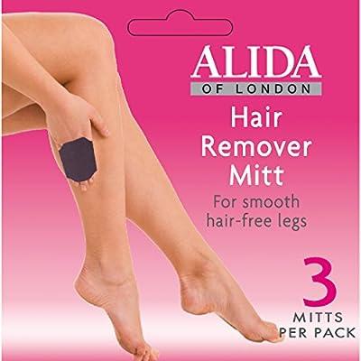 Alida Hair Remover Mitt for Legs