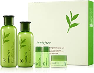 [イニスフリー] Innisfree [グリーンティーバランシングスペシャルスキンケアセット] Green Tea Balancing Special Skin Care Set [海外直送品]