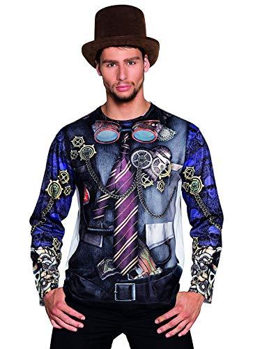Fotorealistisches Shirt Mr Steampunk