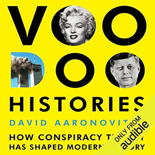 Voodoo Histories audiobook cover art