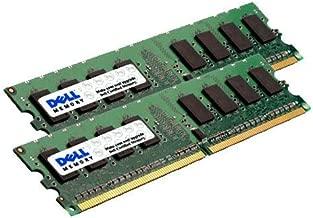 Snpp134gck2/16g dell 16gb (2x8gb) 667mhz 240-pins pc2-5300 ddr-2 ecc registered sdram dimm memory kit for poweredge r805 server p/n: snpp134gck2/16g - dell (Certified Refurbished)