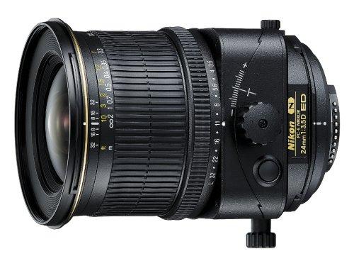 Nikon PCレンズ PC-E NIKKOR 24mm f/3.5D ED フルサイズ対応