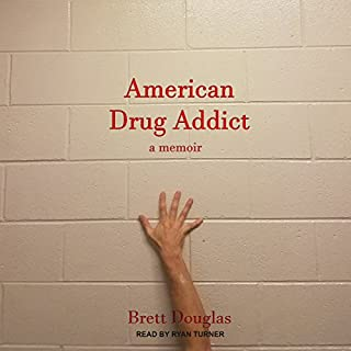 American Drug Addict audiobook cover art