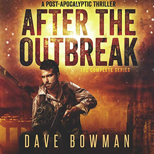 After the Outbreak audiobook cover art