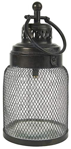 IB Laursen - LED-Laterne - Metall/Glas - Ø 17 cm - groß