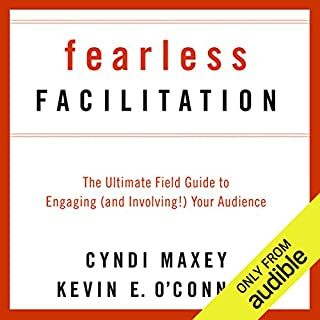 Fearless Facilitation audiobook cover art